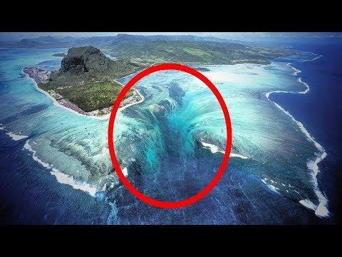 海の不思議な異常現象width=190